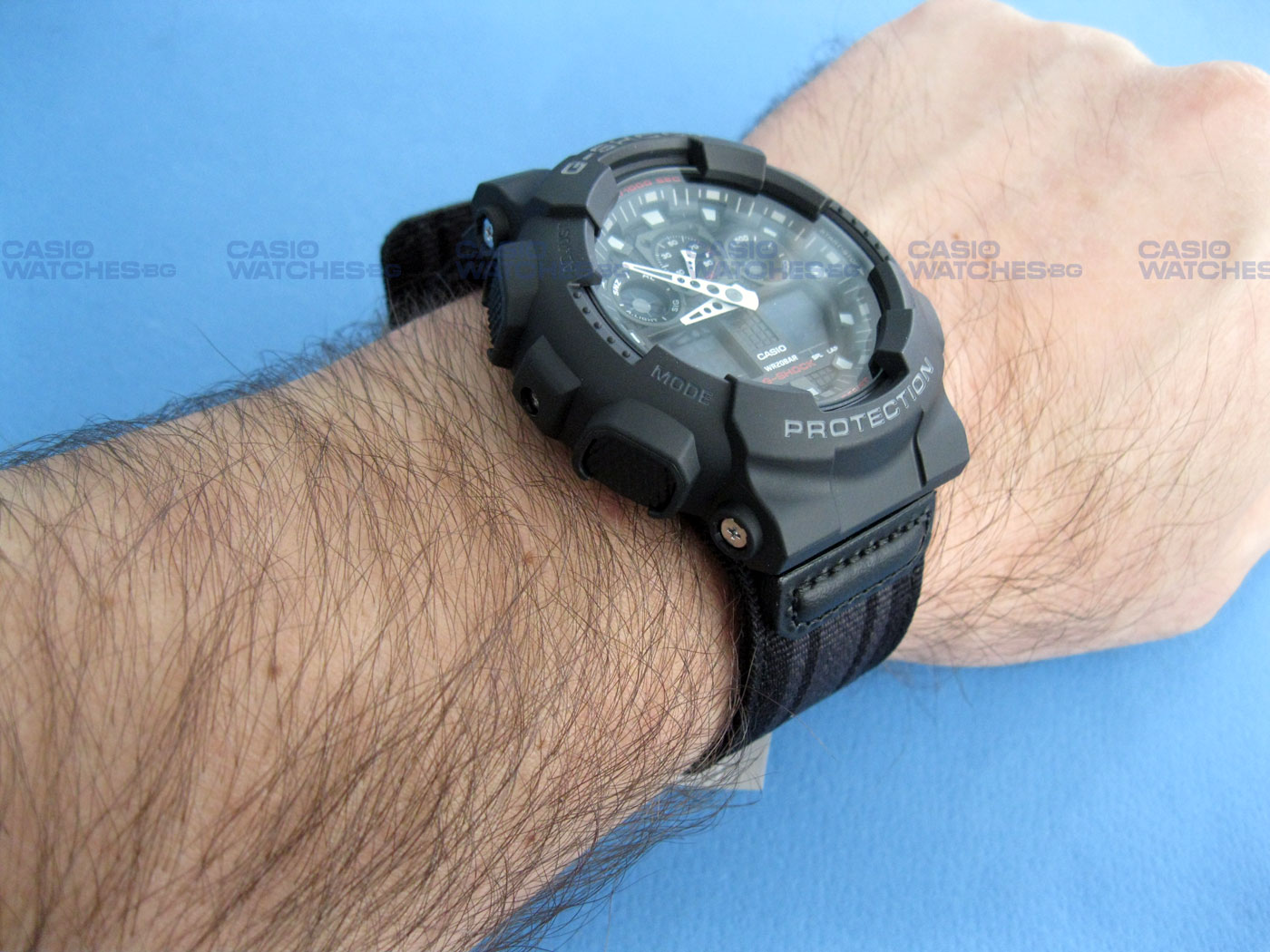Casio G Shock Watch Ga 100 1a1d Fashion Sports Watch C9 - Relgios 77