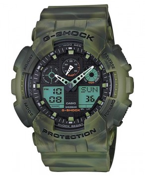 Casio G-Shock GA-100MM-3AER