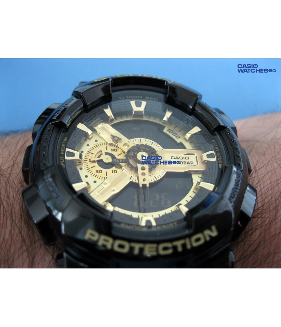Casio - G-Shock GA-110GB-1A