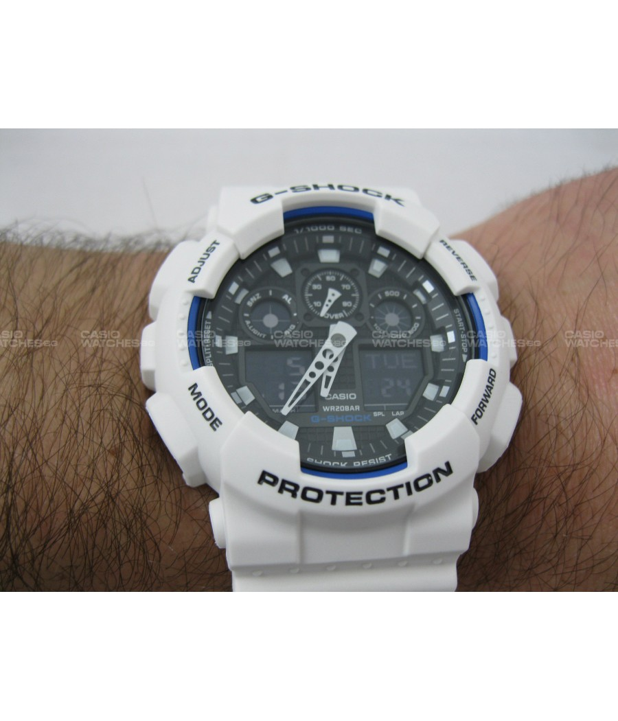 Casio - G-Shock GA-100B-7A