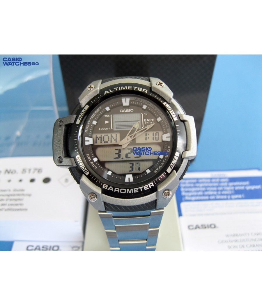 Casio SGW-400HD-1BV
