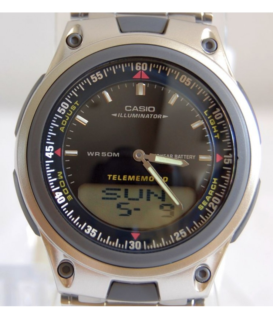 Casio - AW-80D-1AVES
