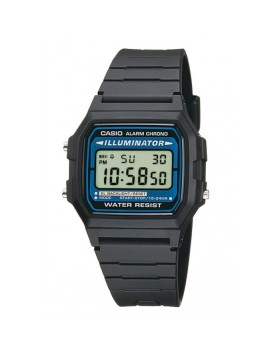 Casio - Collection - F-105W-1AWYEF
