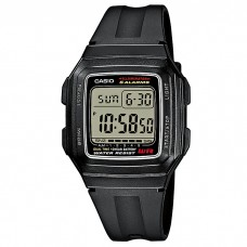 Casio - Collection F-201WA-1AEF