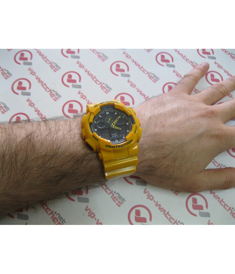 Casio - G-Shock GA-100A-9A