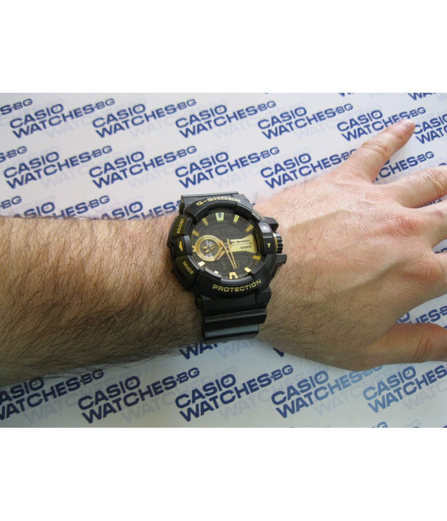 Casio - G-Shock GA-400GB-1A9