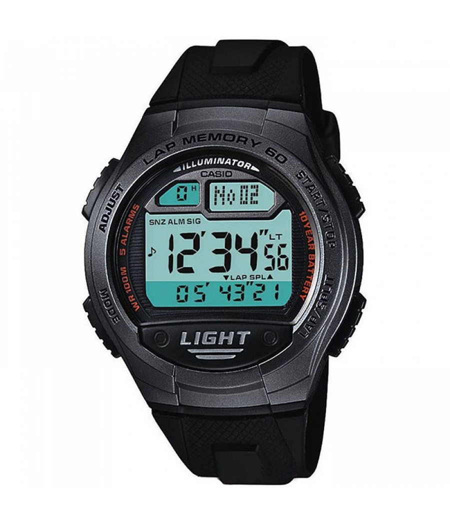 Casio Collection W-734-1A
