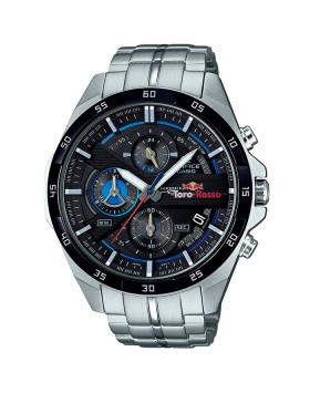 Мъжки часовник Casio Edifice Toro Rosso Limited Edition - EFR-556TR-1A
