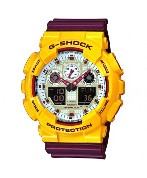 Casio - G-Shock GA-100CS-9AER