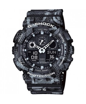 Casio - G-Shock Limited Edition Marcelo Burlon GA-100MRB-1A