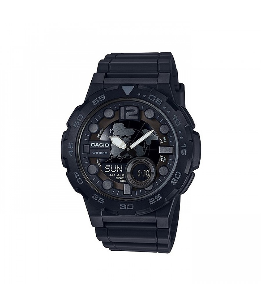 Casio Collection - AEQ-100W-1B